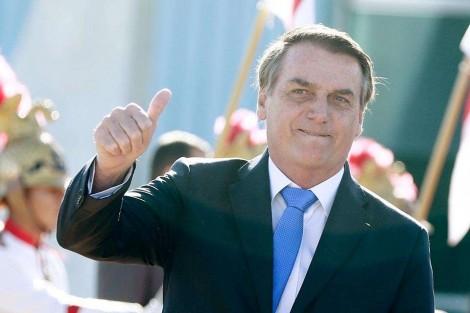 """Bolsonaro sobre filme indicado ao Oscar: """"Pra quem gosta do que o urubu come é um bom filme"""" (veja o vídeo)"""