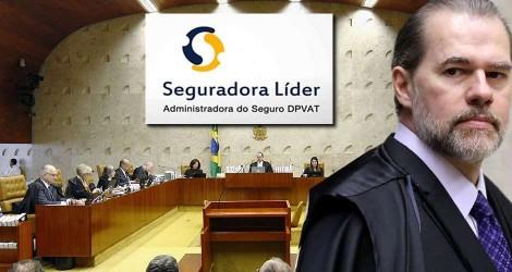 DPVAT: Auditoria confirma ligação da Líder com ministros do STF e Toffoli não comenta o caso
