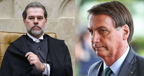 "Dias Toffoli vê  ""democracia fortalecida"" no governo Bolsonaro"