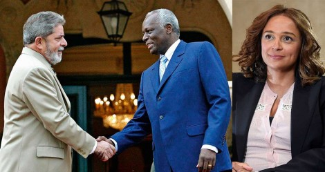 Filha de ex-presidente da Angola, que tinha parcerias com Lula é acusada de desviar milhões (entenda o caso)