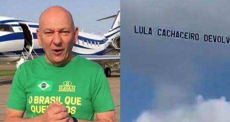 Com decisão judicial favorável, Hang anuncia nova faixa nas praias catarinenses (veja o vídeo)
