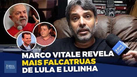 A pedido de Lula, Eduardo Paes beneficiou a quadrilha de Lulinha (veja o vídeo)
