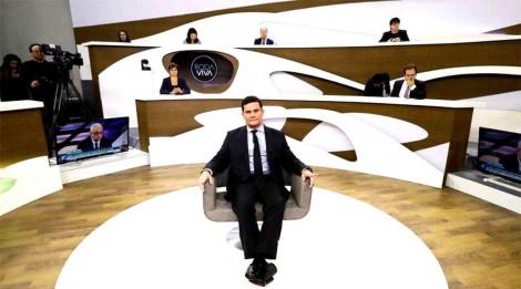 """O Roda Viva e Moro: O abismo ético, cultural e respeitoso que separa o ministro dos """"jornalistas"""""""