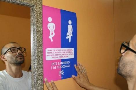 Governo tucano de esquerda usa dinheiro público para financiar ideologia de gênero