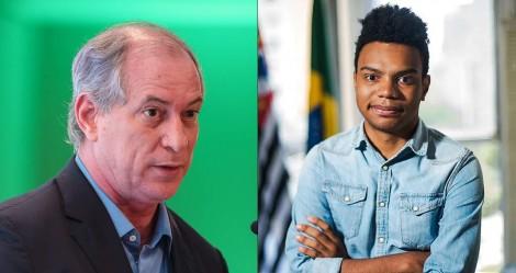 Holiday afirma que Ciro personifica o racismo 'putrefato' da esquerda