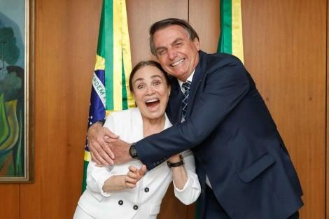 Confirmou! Regina Duarte aceita e será a nova secretária da Cultura (veja o vídeo)
