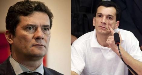 Moro vai visitar presídio onde está o Marcola, líder do PCC, na companhia de ministra do Paraguai