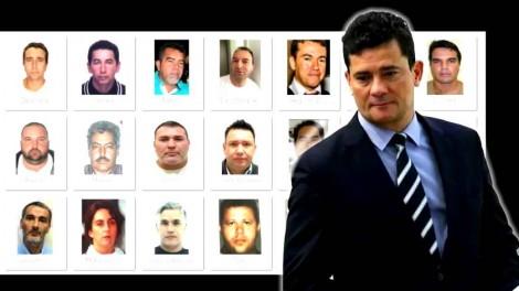 EXCLUSIVO: Vídeo revela quem são os criminosos mais procurados do Brasil (veja o vídeo)