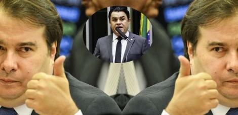 """Para Maia foi correta decisão da Câmara que permitiu """"deputado corrupto"""" voltar ao cargo (veja o vídeo)"""