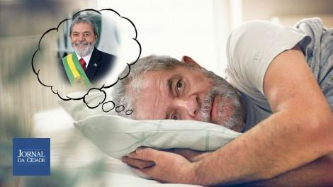 Sonhando acordado, Lula diz que teria ganho as eleições de 2018 no primeiro turno (veja o vídeo)