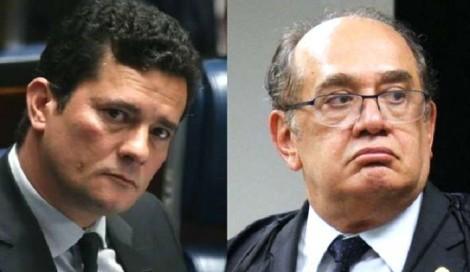 Frente a frente com Gilmar, Moro dá aula de ética e decência e defende a soberania do Brasil (veja o vídeo)