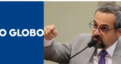 """Globo cria """"fake news"""" e Weintraub não perdoa: """"Família Marinho e seu jornalismo lixo. Tenho nojo dessa fábrica de mentiras"""""""