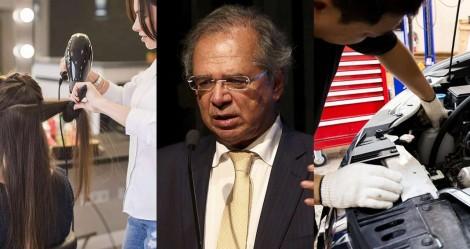 Sob avalanche de críticas sensacionalistas, Paulo Guedes entrega primeiro crescimento do setor de serviços em 5 anos