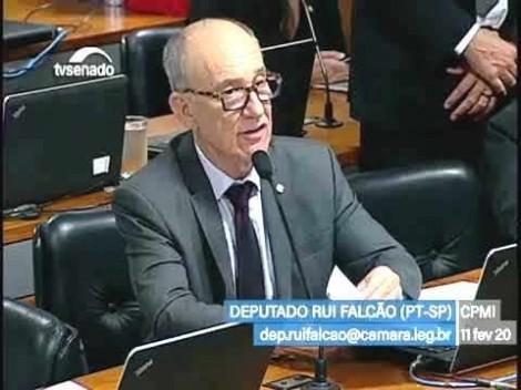 Rui Falcão precisa responder pelo crime de Racismo (veja o vídeo)
