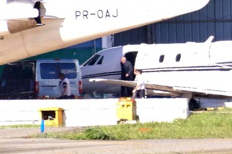 O estranho caso do voo de Lula para Roma, quando um delegado da PF proibiu que a bagagem fosse averiguada
