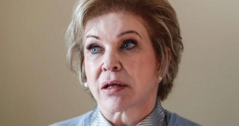 """Marta afirma: """"empregada doméstica no governo Lula viajou para o mundo inteiro. Louca ou mau-caráter? (veja o vídeo)"""