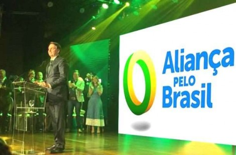 """""""Aliança pelo Brasil"""" cairá como castigo divino sobre corruptos!!!"""