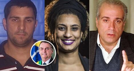 Bolsonaro põe o dedo na ferida e abre o verbo sobre Capitão Adriano, Marielle, Celso Daniel e Patrícia Campos Mello (veja o vídeo)