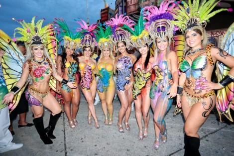 A mentira do assédio contra mulheres no Carnaval