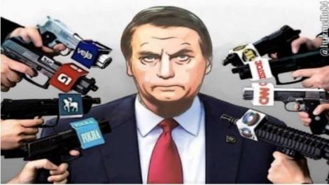 O novo golpe que a mídia articula contra Bolsonaro: Eles ainda acham que o povo é manipulável...