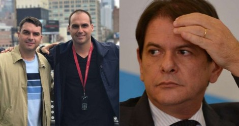 Passando o pano em Cid Gomes, PDT estuda possibilidades judiciais contra a família Bolsonaro