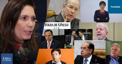 """Bia Kicis alerta: """"Estão se unindo contra o nosso presidente"""" e conclama: """"15/03 precisa ser grande"""""""