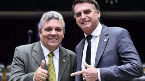 """Alberto Fraga, é ele o """"Judas"""" de Jair Messias Bolsonaro"""
