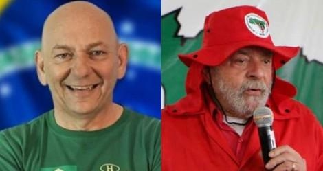"""Hang critica imprensa por se calar sobre o apoio que Lula dava ao MST: """"antes podia tudo(...)"""""""