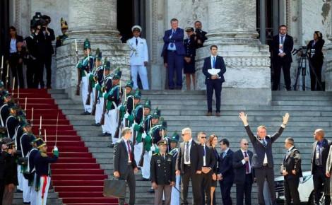 Aclamado no Uruguai, Bolsonaro se consolida como líder na América Latina (veja o vídeo)