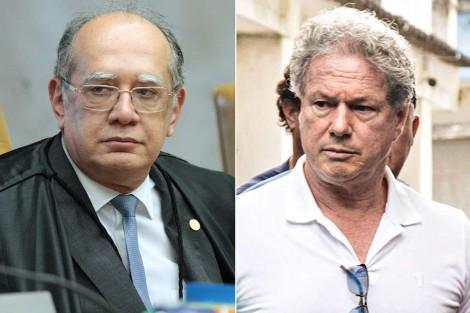 Gilmar não decepciona e dá mais um voto favorável a Jacob Barata