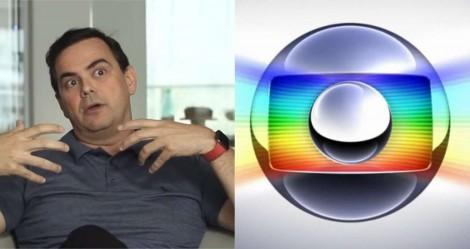 Carioca, agora na Record, afirma que foi boicotado na Globo por ser de direita (veja o vídeo)