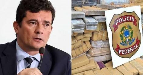 Moro enaltece o êxito de operações contra a corrupção, o tráfico e o contrabando