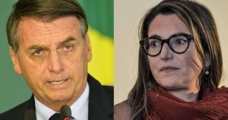 Bolsonaro escancara militância de Jornalista da Folha e relembra matéria sobre Cuba