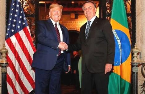 A deferência de Trump a Jair Bolsonaro