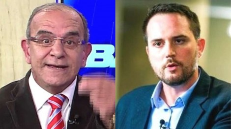 """Deputado """"liberal"""", do Novo, defende liberação das drogas e é """"expulso"""" de programa de rádio (veja o vídeo)"""