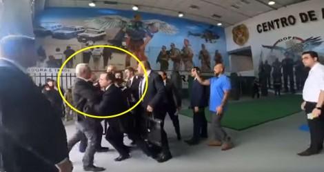 """Major Olímpio chama Doria de """"vagabundo, covarde e mentiroso"""" e os dois quase chegam às vias de fato (veja o vídeo)"""
