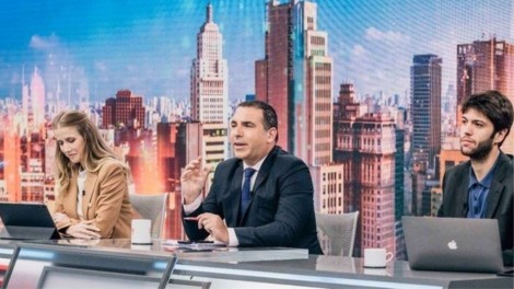 Caio Coppola dá show em primeiro debate na CNN Brasil (veja o vídeo)
