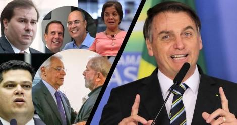 """Guzzo, com sabedoria e perspicácia, define a situação de Bolsonaro: """"Quanto mais apanha, mais encorpa"""""""