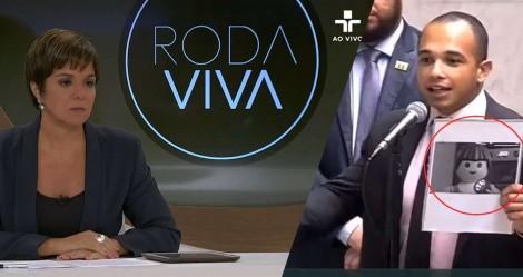Vera Magalhães, ruim de geografia, péssima em matemática e um contrato que supera meio milhão de reais (veja o vídeo)