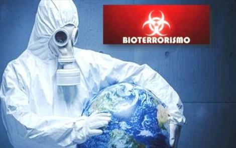 O Covid-19 é bioterrorismo...