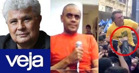 """Noblat """"ameaça"""" Bolsonaro"""