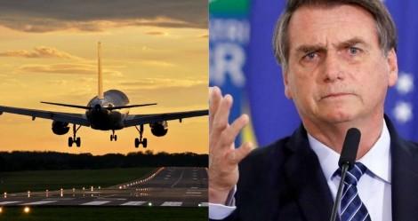 Governo age com firmeza, determina o fechamento das fronteiras aéreas e proíbe a entrada de estrangeiros no país
