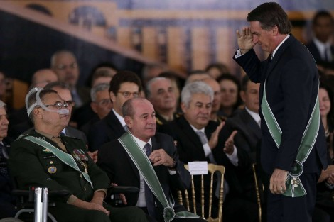 """General Villas Boas: """"Conheço o Presidente e sei que ele não tem outra motivação que não o bem estar do povo e o futuro do país."""""""