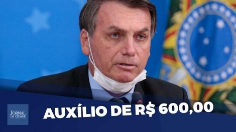 Medida emergencial: Bolsonaro libera dinheiro para os mais pobres (veja o vídeo)