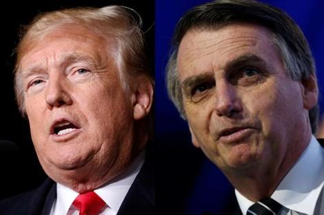 Bolsonaro e Trump conversam em ligação telefônica e discutem uso de cloroquina no combate a pandemia