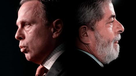 Com frase de Lula, Dória estende a quarentena em São Paulo