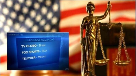 Rede Globo é denunciada por corrupção no Tribunal Federal de Nova York (veja o vídeo)