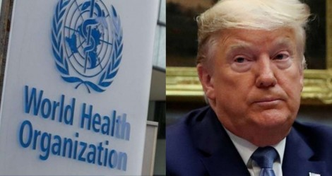 OMS sai em defesa da China e rebate críticas de Trump