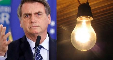 Governo isenta conta de luz para consumidor pobre