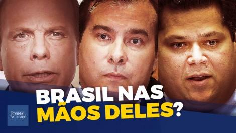 O Brasil sob a tutela dos maus (veja o vídeo)